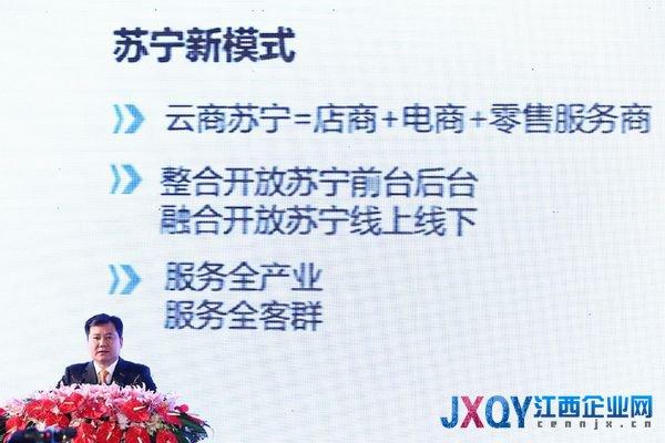 苏宁云商组织结构图